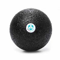 Faszienball / Faszienrolle / Double-Ball »BlackCat« / ideal zum Faszientraining & zur Selbstmassage / unterschiedliche Varianten & Größen / Farbe : Schwarz / Faszienball klein…