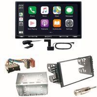 Sony XAV-AX5550D Moniceiver CarPlay Einbauset für Kia Sorento JC Rio DC Carnival
