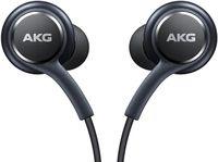 Samsung Galaxy S8 / S8 Plus / S9 / S9 Plus G950F G955F Headset Kopfhörer Headphones Earpods von AKG Schwarz EO-IG955BSEGWW  BULK