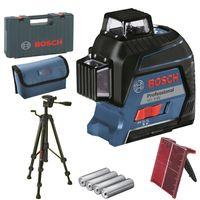 Bosch GLL3-80 Linienlaser + BT150, i. K.