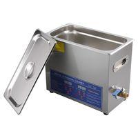 6L Ultraschallreinigungsgerät Ultraschallreiniger Ultraschallgerät Ultrasonic Cleaner + Korb