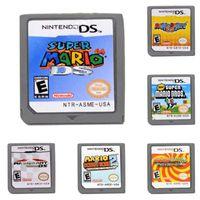 US-Version Mario Game Card Cartridge fš¹r NS NDS DSI 3DS Kindergeschenk NEU SUPER MARIO BROS