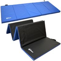 XXL Gymnastikmatte 300x100x5cm - Faltbare Turnmatte