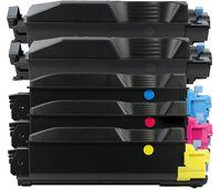 5 Toner kompatibel für Kyocera TK-5140 TK 5140 TK5140 Ecosys M 6030 cdn 6530 cdn