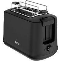 Tefal Tt165N Principio Select Toaster (850 Watt, 7 Bräunungsstufen