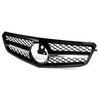 Kühlergrill Grill Gitter Amg Stil Für Mercedes C-Klasse W204 C180 C200 08-14