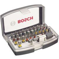 Bosch Schrauber Bit Satz 32 teilig