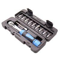 Fahrrad Drehmomentschlüssel 2 - 24 nm 1/4 \'\'Drive Ratsche Schlüssel Bikes Reparatur Handwerkzeug