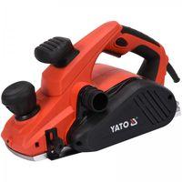 YATO Profi Elektrohobel | 110mm | 1300 Watt | YT-82144