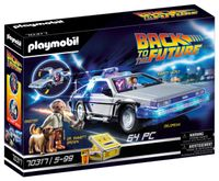 PLAYMOBIL Back to the Future 70317 Back to the Future DeLorean