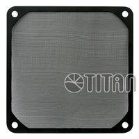 Titan TTC-EFG80MB/MT, magnetisches Lüftergitter, 80x80, schwarz