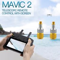 1 Paar Fš¹r Dji Mavic 2 Smart Remote Controller Hebel Joystick Thumb Rocker Stick