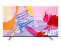 Samsung 4K Ultra HD QLED TV 108 cm (43 Zoll) GQ43Q60TGU Sprachassistenten, Smart-TV, HDR10+
