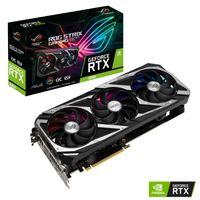 ASUS ROG Strix GeForce RTX3060 12G V2 OC Edition Gaming Grafikkarte