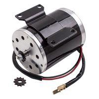500W 24V DC Elektrobürste ZY1020 Motor for DIY Elektroroller Go-Kart E-Scooter