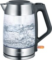 Severin WK3475 Glas-Wasserkocher 1,7L 2200W