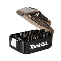 Makita® Zubehör Bit-Set 31-teilig in Akku-Box - E-00016
