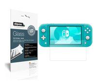 2x Nintendo Switch Lite Schutzfolie matt - Panzerfolie 9H Folie dipos Glass