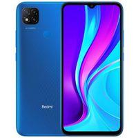 Xiaomi Redmi 9C Smartphone 32GB 2GB RAM Blue Android LTE/4G Triple-Kamera 5.000mAh