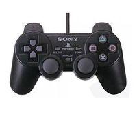 Sony Dualshock 2, PS2, Gamepad, Playstation 2, Analog, D-pad, Verkabelt, Schwarz