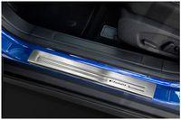 Edelstahl Exclusive Einstiegsleisten für Ford Mondeo 5 V Bj. 2015-