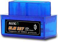 AIZICO ELM327 Bluetooth-Version OBD2 Scanner-Codeleser Kfz-Diagnosewerkzeug OBDII V2.1