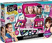 Clementoni 15234 - Crazy Chic - Make-UP Artist