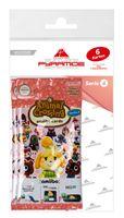 amiibo Animal Crossing - Serie 4 - 2x 3 Karten