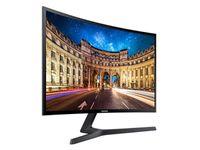 Samsung C24F396FHU - 60 cm (24 Zoll), LED, Curved Monitor, VA-Panel, AMD FreeSync, HDMI