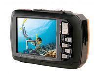 Easypix Aquapix W1400 Active Unterwasserkamera (Orange)