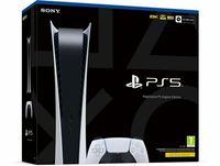 PlayStation 5 Digital Edition Next Gen Spielekonsole PS5