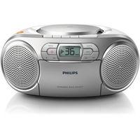 Philips AZ127/12 CD-Radiorekorder