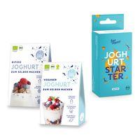 Fairment Joghurtferment Starterkulturen 3er Set - vegan, natur, bifido