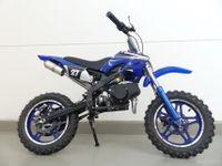 RV-Racing Pocketbike Dirtbike Pocket Cross Bike Kindercross Crossbike Blau