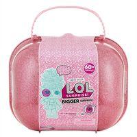 L.O.L. Surprise Tragebox mit Puppen Set & Haustier Bigger Surprise; 553007E7C
