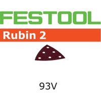 FESTOOL Schleifblätter STF V93/6 P100 RU2/50 für RO 90, DX 93, RS 300 499164