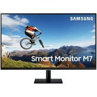 Samsung S32AM700UU - 81,3 cm (32 Zoll) - 3840 x 2160 Pixel - 4K Ultra HD - 8 ms - Schwarz