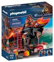 PLAYMOBIL Novelmore 70393 Burnham Raiders Feuerrammbock