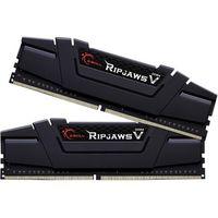 G.SKILL Ripjaws V RAM-Modul - 16 GB (8 GB) - DDR4-3200/PC4-25600 DDR4 SDRAM - 3200 MHz - CL16 - 1,35 V - Nicht-ECC - Ungepuffert