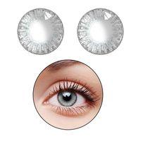 Kosmetische Kontaktlinsen Farbe Sterling Grey