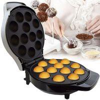 Syntrox Chef Maker CPM-1200W Cake Pop Maker für 12 Cake Pops
