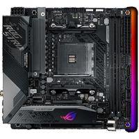 ASUS ROG Strix X570-I Gaming - AMD - Socket AM4 - AMD Ryzen - DDR4-SDRAM - DIMM - 4800,2133,2400,2666,2800,2933,3000,3200,3400,3466,3600,3800,4000,4133,4266,4400,4600 MHz