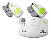 Mobiler Alarm Notruf Knopf Funk Senioren Krankenpflege Hausnotruf Pflege Überfall 2 Sender Pflegedienst