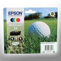Epson DURABrite Ultra Multipack (4 Farben) 34             T 3466