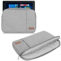 TrekStor SurfTab twin 11.6 Tasche Grau Notebook Schutzhülle Tablet Cover Case