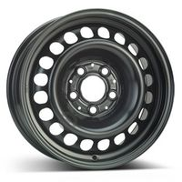Alcar | Stahlfelge Stahlfelge 61/2Jx15 ET 37 (9005) passend für , Mercedes-Benz