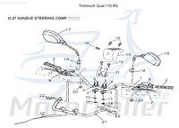 AEON Schalterarmatur Bedienelement 35151-133-000