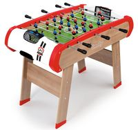 Smoby Multifunktions-Tischfußball Powerplay 4-in-1 ,640001