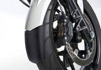 BODYSTYLE Kotflügelverlängerung vorne  schwarz-matt 1290 Super Duke R KTM Superduke