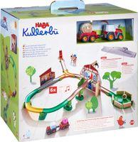 Haba Kullerbü Sound-Spielbahn Bauernhof